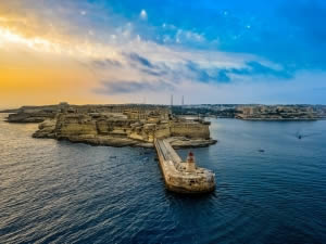 Language stay Malta